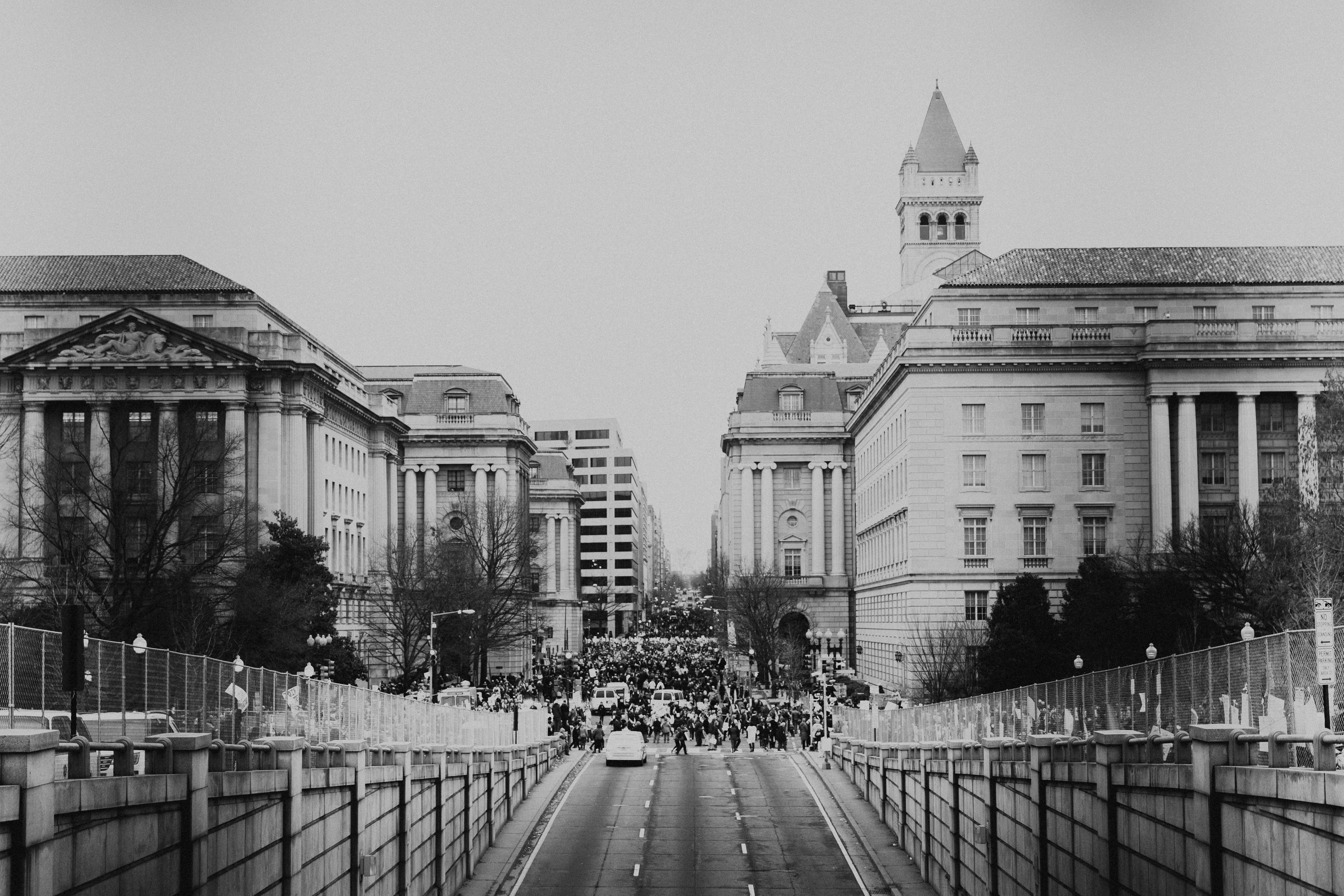 women's march in Washington 2017